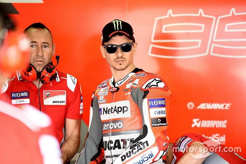 Ducati: Лоренсо проиграет от ухода в Honda