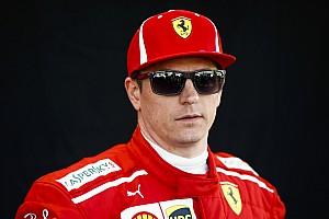 Formel 1 News Kimi Räikkönen: Auch 2018 kein Mann der großen Worte