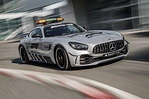 Mercedes pamer Safety Car anyar untuk F1 2018