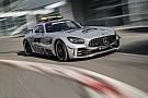 Formula 1 La nuova Safety Car Mercedes per la F.1 può girare 6