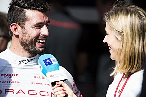 Formule E Interview Nicki Shields :