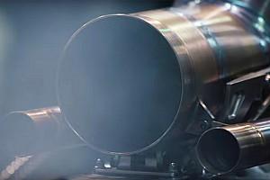 梅赛德斯公布2018年F1引擎发动视频