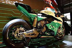 Other bike Breaking news Dorna umumkan tim balap motor listrik MotoE
