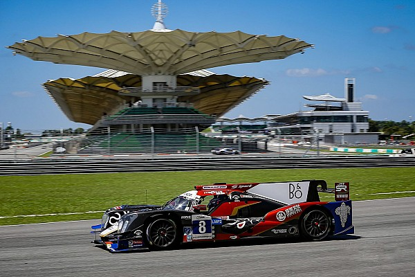 Newey wraps up Asian Le Mans crown at Sepang