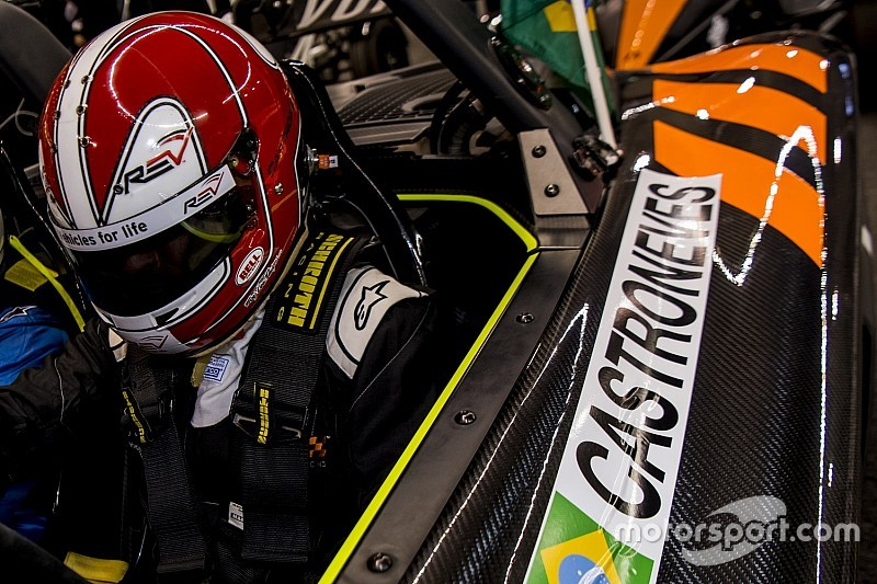 L'équipe du Brésil annoncée pour la Race of Champions