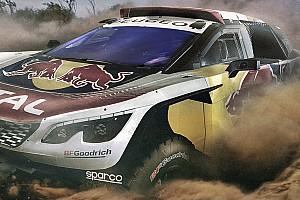 Симрейсинг Новость Про «Дакар» выйдет гоночная игра