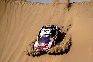 Dakar ステージレポート ダカール4日目:プジョー勢リード拡大。トヨタのアル-アティヤ58分差