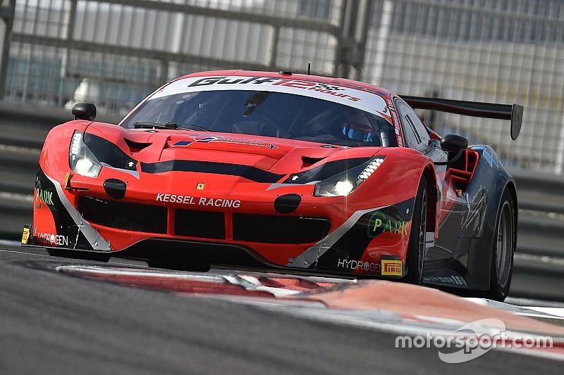Gulf 12 Hours: tris per la Kessel Racing, Rigon piazza il poker!