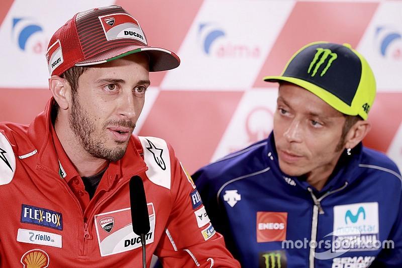Dovizioso : Et maintenant, attention à Rossi au championnat