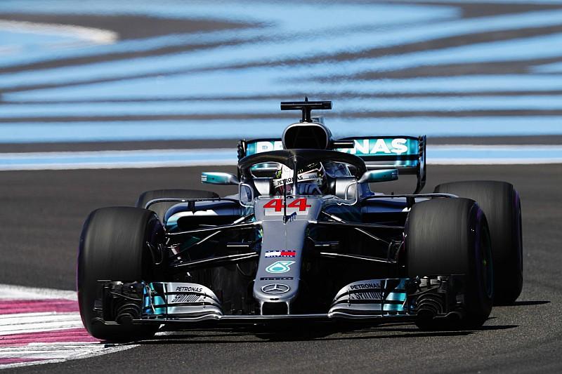 FP2 GP Perancis: Hamilton masih teratas, ungguli duo Red Bull