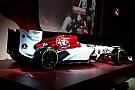 Alfa Romeo/Sauber präsentiert Autodesign für Formel 1 2018