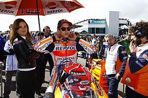 MotoGP Preview Di ambang gelar, Marquez prediksi akhir pekan sulit