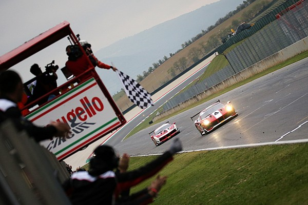 Ferrari Rennbericht Ferrari-Weltfinale: Nicklas Nielsen gewinnt Europa-Finale