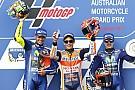MotoGP Márquez fica perto de título em belo GP; as fotos do domingo