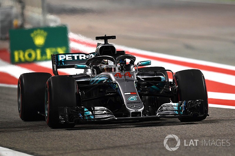 Getriebewechsel bei Lewis Hamilton: Fünf Plätze nach hinten!