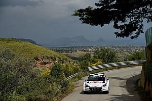 CIR Gara Targa Florio, PS3-4-5: Andreucci davanti a Campedelli. Crugnola K.O.