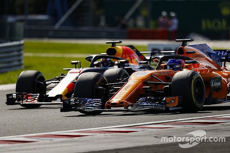 Формулі 1 потрібна сильна McLaren - Хорнер