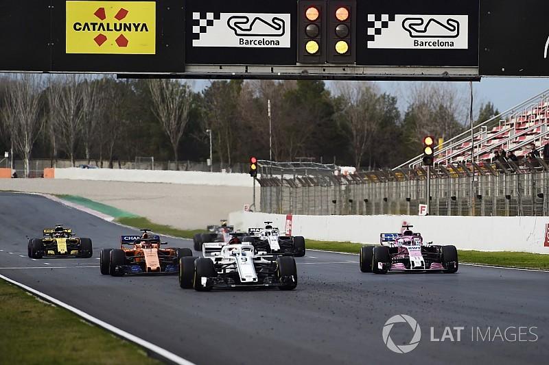 """Départs arrêtés: la FIA balaie les risques de """"carnage"""""""