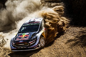 WRC Stage report Mexico WRC: Ogier holds comfortable lead ahead of final day