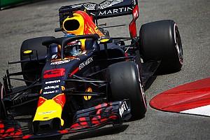 """Formule 1 Nieuws Ricciardo: """"Zaterdag meer druk van Mercedes en Ferrari"""""""