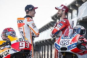 MotoGP Motorsport.com hírek Dovizioso: egyetlen stratégia van, nyerni kell!