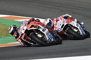 MotoGP Nieuws Ducati: