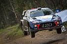 WRC Hyundai al lavoro per eliminare il sottosterzo dalle i20 in ottica 2018