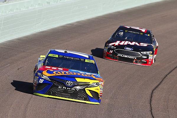 NASCAR no planea cambiar los descansos entre etapas en 2018