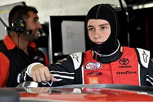 NASCAR XFINITY Breaking news Kyle Larson, Christopher Bell bring dirt rivalry to pavement