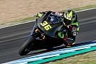 Mir completa su primer test en Moto2