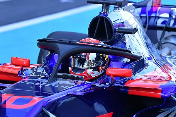 Formel 1 Formel-1-Technik: Die besten Bilder vom Test in Abu Dhabi