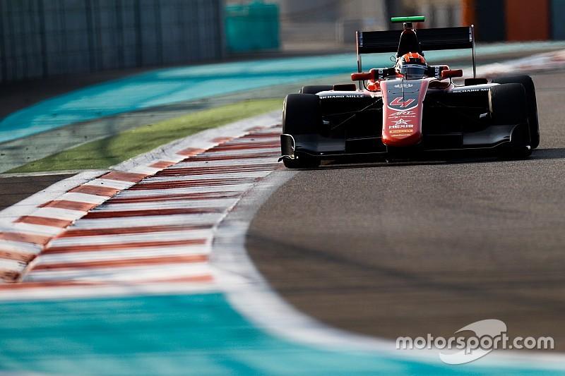 Nikita Mazepin debutta in GP3 con la ART Grand Prix nel 2018