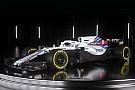 Megérkezett a következő 2018-as F1-es autó: Williams FW41