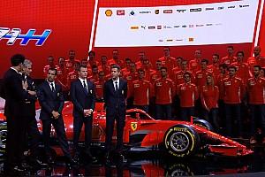 Fórmula 1 Noticias Raikkonen, contento por el nuevo Ferrari