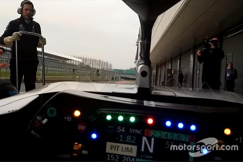 Video: Formel 1 2018 mit Halo