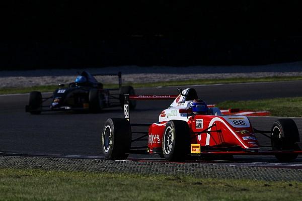 فورمولا 4 آمنة القبيسي تقدم أداءً مثيراً للإعجاب في الجولة الأولى من بطولة فورمولا 4 الإيطالية