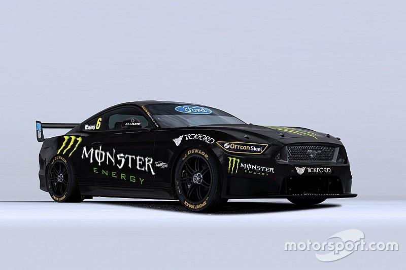 Ford kembali ke Supercars dengan Mustang