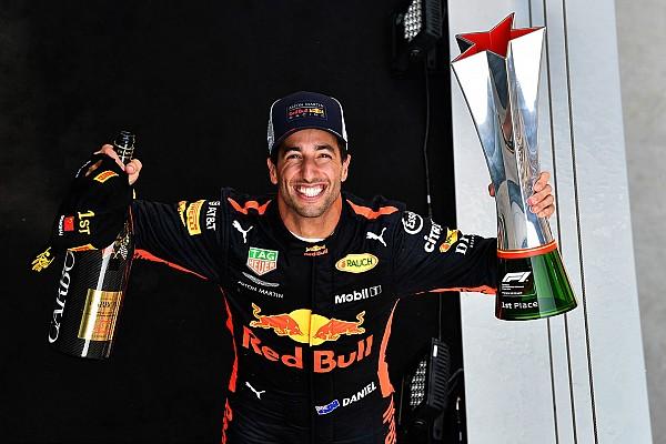 Red Bull, Ricciardo detta le condizioni per restare: