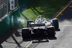 Formel 1 Reaktion Haas-Teamchef klärt auf: Radmutter verkantet aufgeschraubt