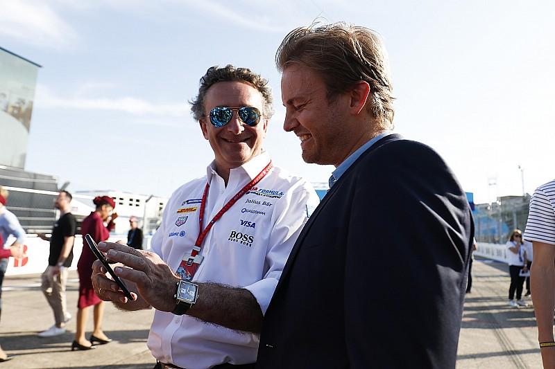 Nico Rosberg schließt Teamchef-Posten in der Formel E aus