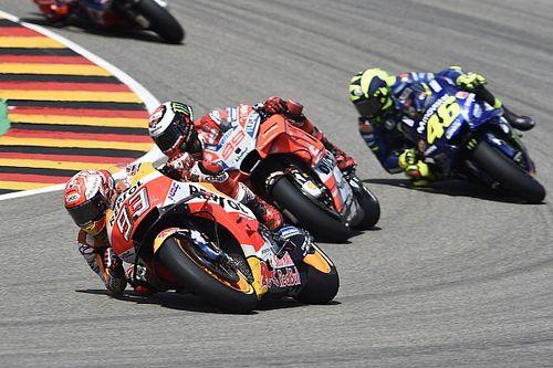 MotoGP-Statistik: Honda steht nur dank Marquez gut da