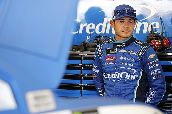 NASCAR Cup Trackbar issues rob Kyle Larson of shot at Kentucky win