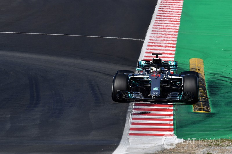 Was the pre-season F1 testing picture wrong?