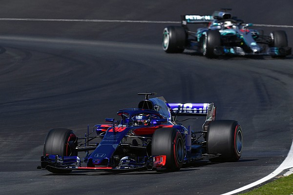 Formula 1 Analysis Could fuel saving be F1's biggest headache in 2018?