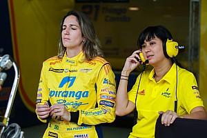 Stock Car Brasil Entrevista Dupla feminina é destaque em um dos melhores times da Stock