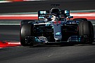 Formula 1 Mercedes targets most powerful 'party' mode for 2018 engine