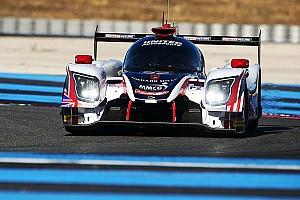 Норрис и ди Реcта провели первые тесты LMP2 перед Дайтоной