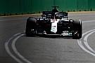 Formule 1 Hamilton nipt voor Verstappen in tweede training GP van Australië