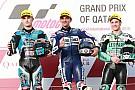 Moto3 Martín résiste à Canet pour s'offrir la première manche de la saison