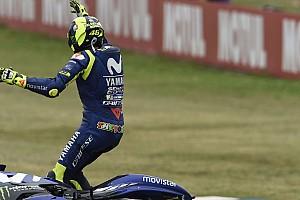 MotoGP Últimas notícias Após polêmica, Rossi considera